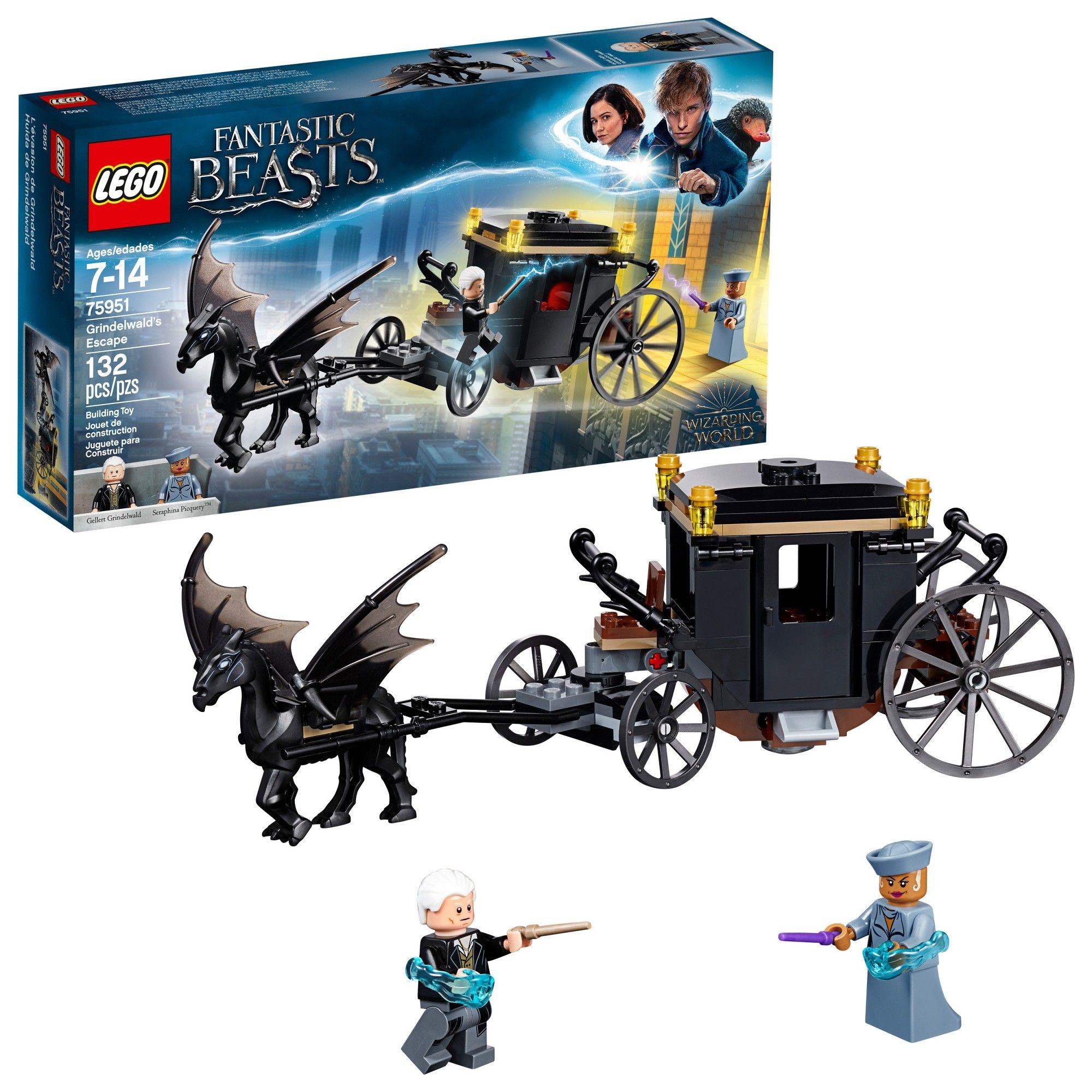 LEGO Harry Potter Grindelwalds Flucht 75951