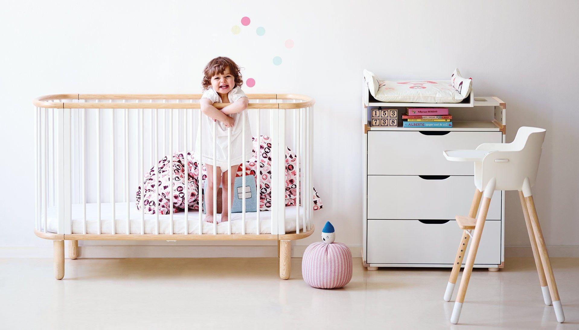 Flexa Cots, Bunks And Childrens Furniture Simple, Stylish, Scandinavian