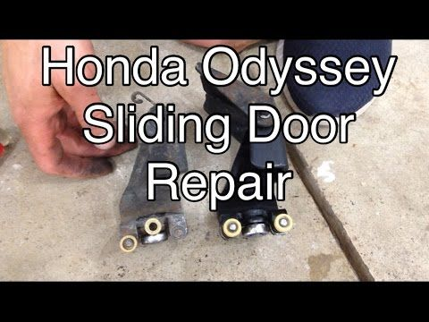 2005 2010 Honda Odyssey Sliding Door Roller Most Common Fix You