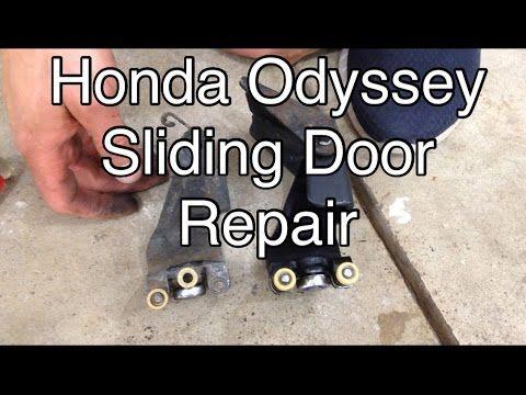 2005 2010 Honda Odyssey Sliding Door Roller Most Common Fix Youtube Cars Pinterest 2010