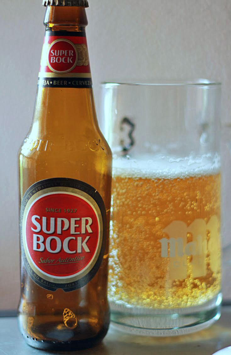 Unicer Bebidas Carlsberg Group Super Bock Pale Lager I Had A