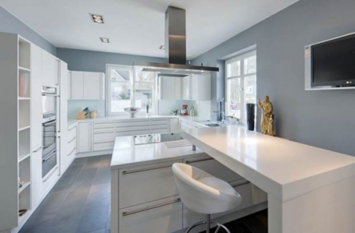 White And Grey Kitchens Top Charming Black Kitchen Part 54