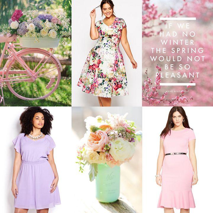 Cheap Plus Size Spring Dresses