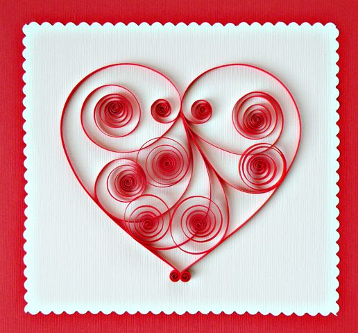 Quill A Valentine Art Paper Quilling Pinterest Quilling Quill