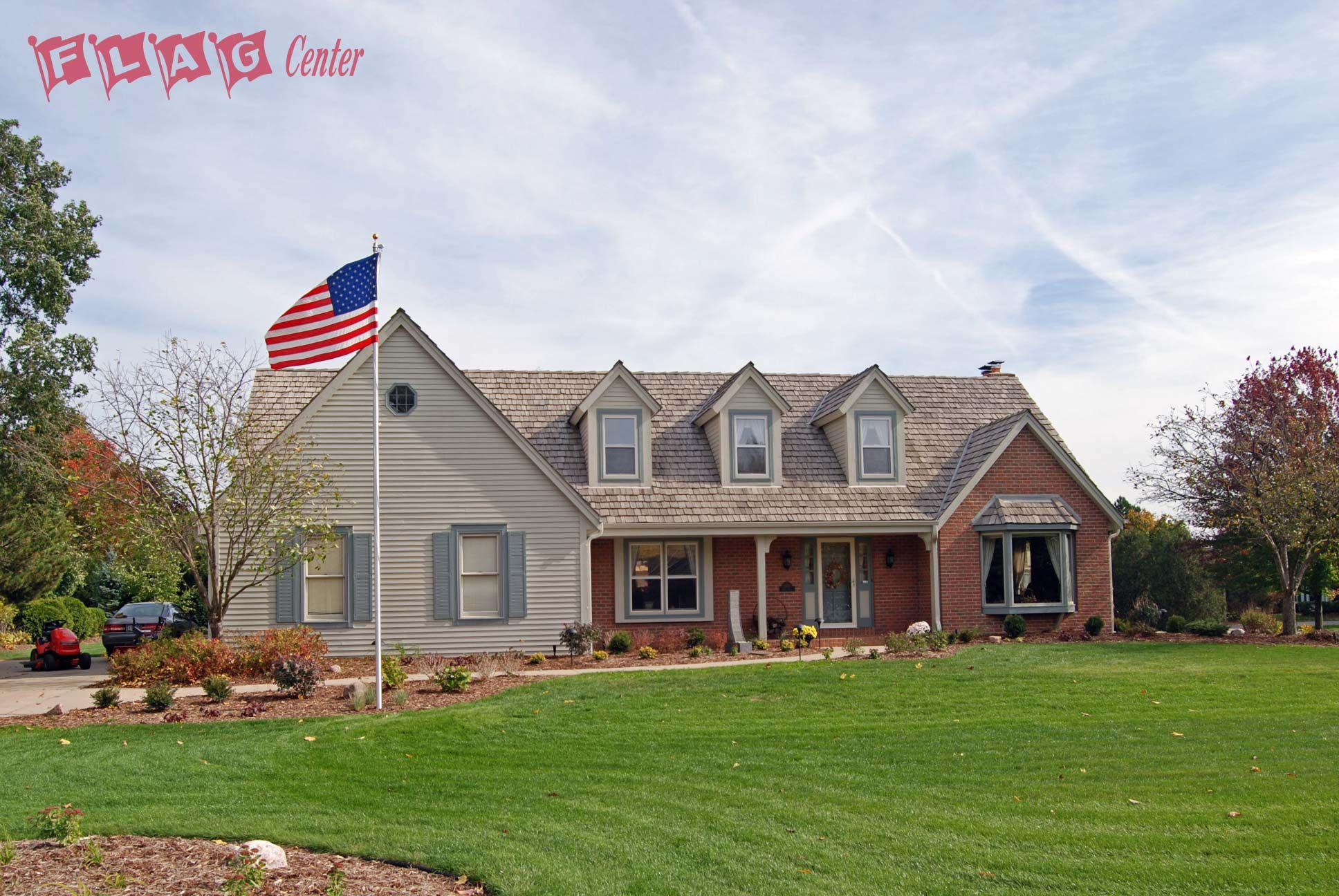 20' Homeowner Flagpole
