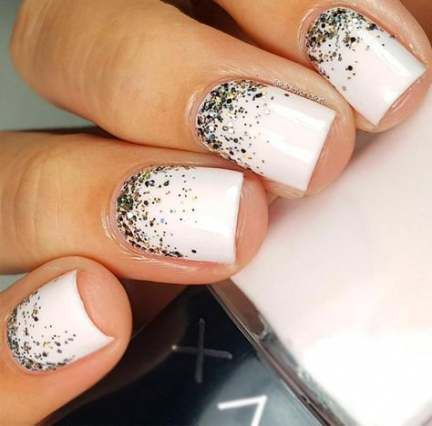 nails ombre glitter pictures 65 ideas nails  ombre