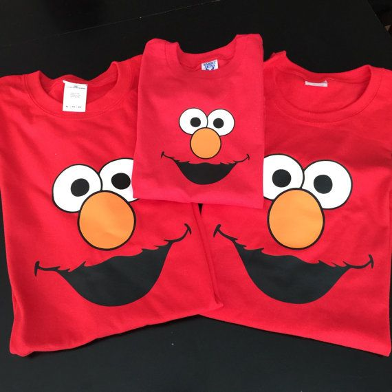 Cumpleaños de Elmo camisas camisa de elmo Elmo elmo adulto ... 6263893ea0b