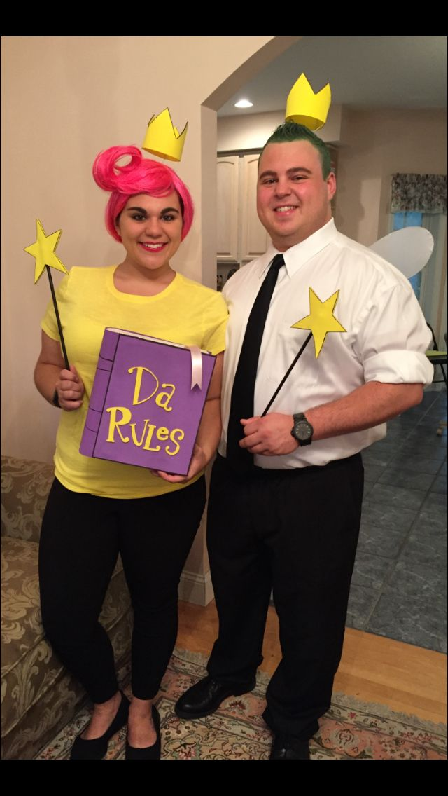 cosmo and wanda mais - College Halloween Costumes Male
