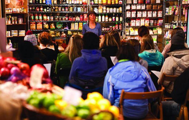 (Health food) Workshops