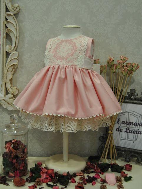 El Armario De Lucia Coleccion Ceremonia Classic Sewing