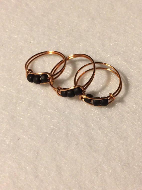 Minimalist wire ring | Pinterest | Schmuck