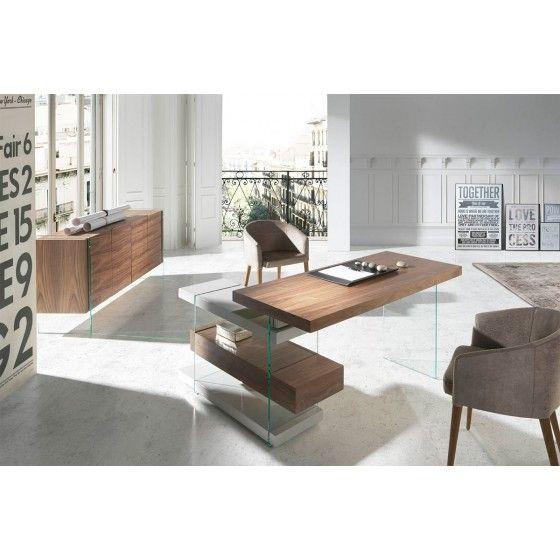 Bureau dangle design Maze ATYLIA prix promo Bureau ATYLIA 84900