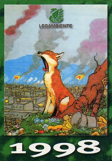 Campagna tesseramento 1998