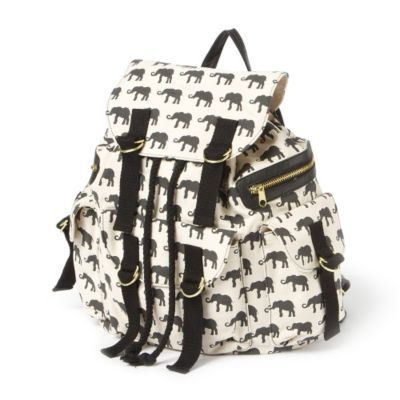 Burlington Elephant Backpack | Misc. | Elephant