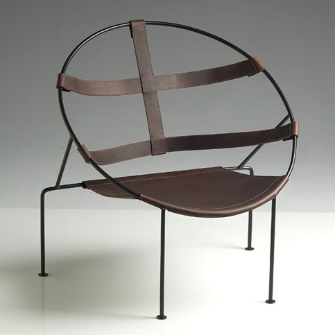 FDC1 is an armchair which is an exclusive and rare piece