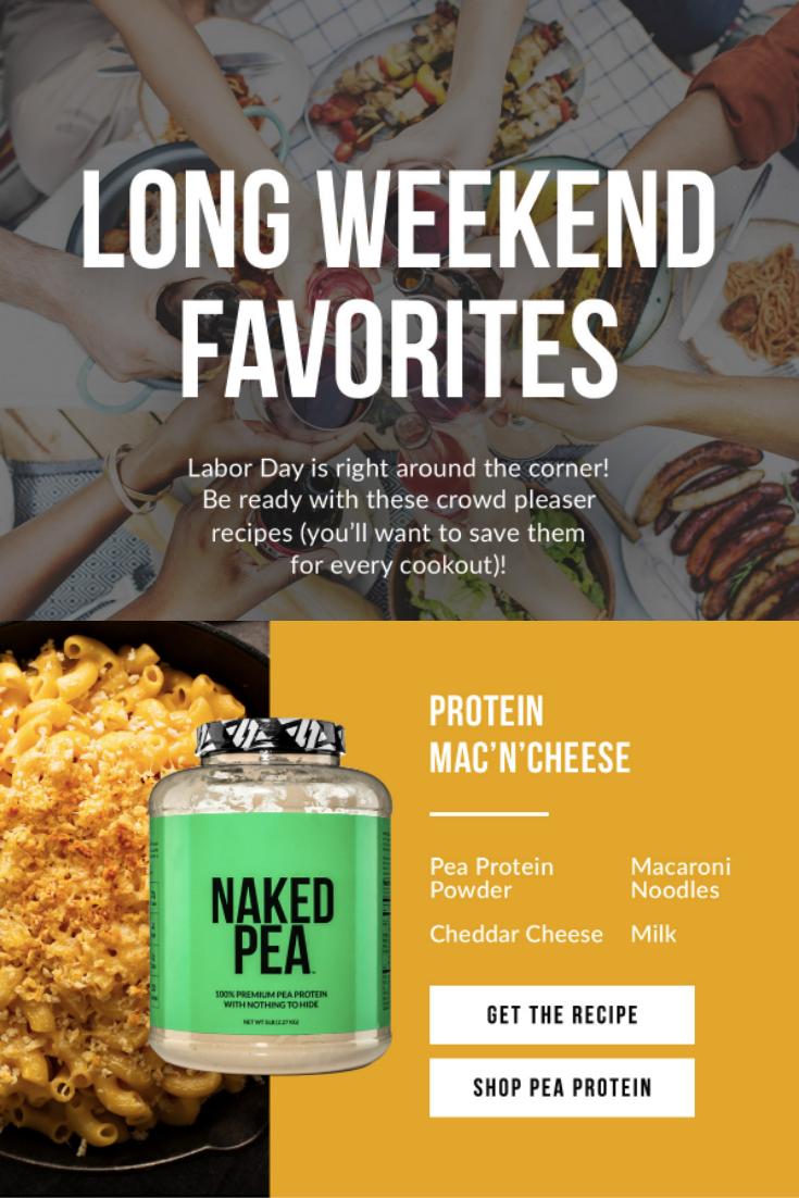 Our Favorite Ways To Use Pea Protein Powder Pea Protein Powder Pea Protein Protein Powder