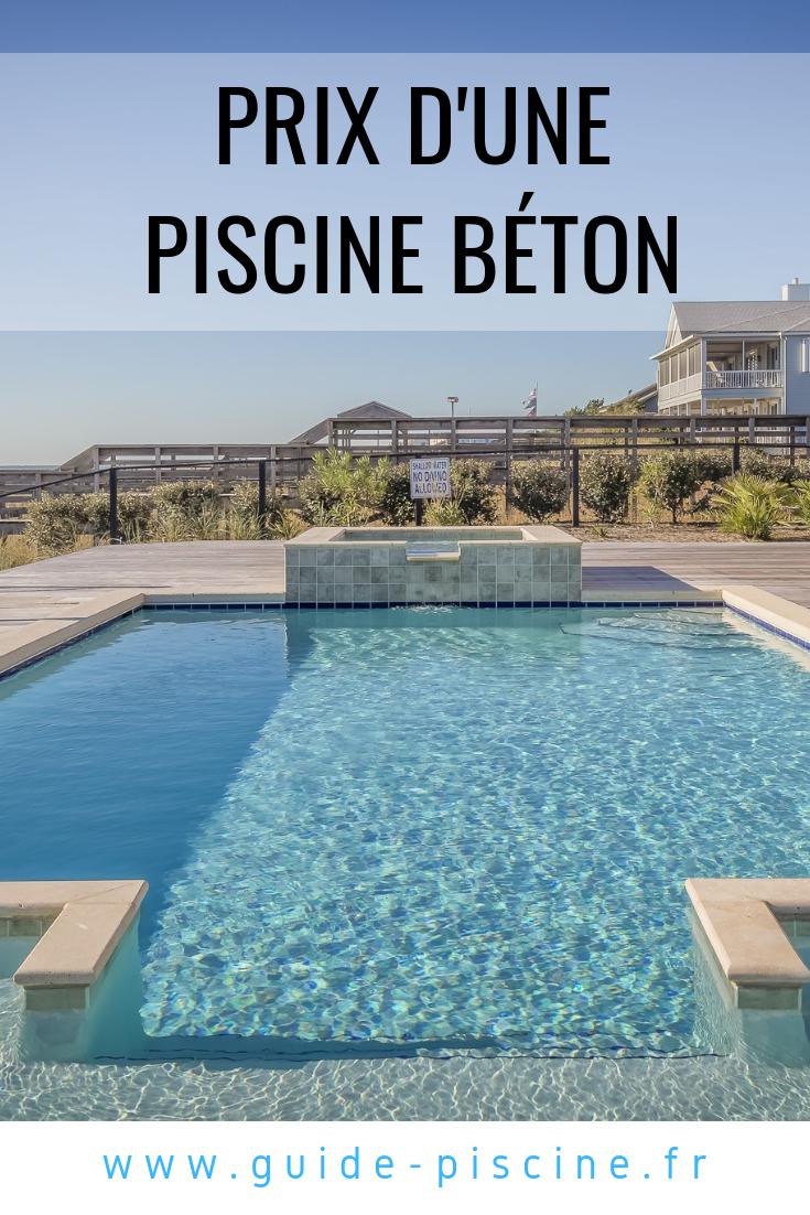 Construire Sa Piscine Soi Meme Prix le prix d'une piscine en béton   piscine beton, piscine et