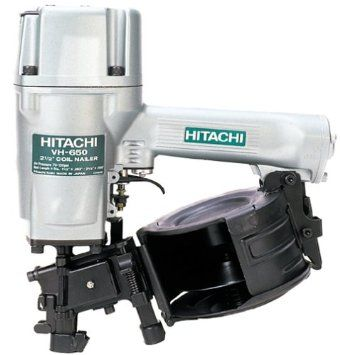 Hitachi Vh650 Round Head 1 1 4 Inch To 2 1 2 Inch Coil Framing Nailer Power Tools For Sale Hitachi Framing Nailers