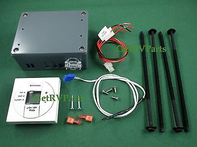Dometic 3313189000 Rv Air Conditioner Heat Cool Thermostat Control Kit Thermostat Wiring Rv Air Conditioner Ac Wiring