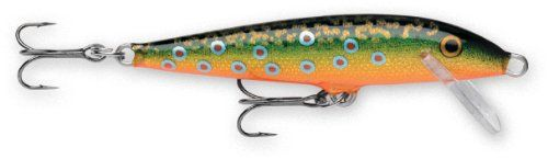 Rapala Original Floater 07 Fishing lure 275Inch Brook Trout *** Want to know more, click on the image.
