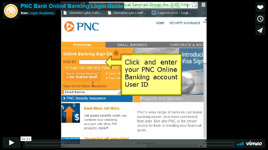 This Page Is Made To Help Pnc Clients Having Problems With The Online Banking Online Banking Pnc Finance