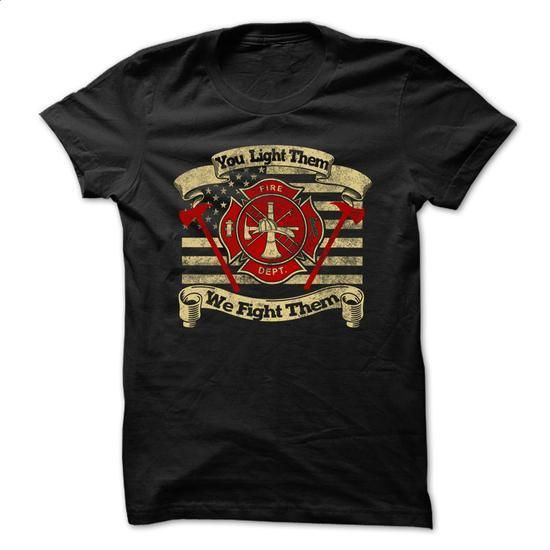 FIREFIGHTER - #design tshirts. FIREFIGHTER, comfortable hoodies,mens red hoodie. CHECKOUT => https://www.sunfrog.com/Jobs/FIREFIGHTER-76981131-Guys.html?id=67911