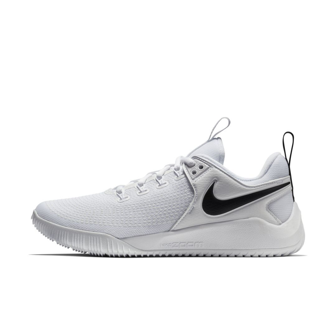 05effbd76a36 Nike Zoom HyperAce 2 Women s Volleyball Shoe Size 14 (White)