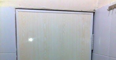 Civil Project How And Technical Installation Of Pvc Bathroom Door …