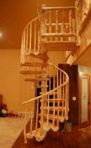 Best Cheap Spiral Staircase Ideas Kits Images 05【2020】 階段 400 x 300