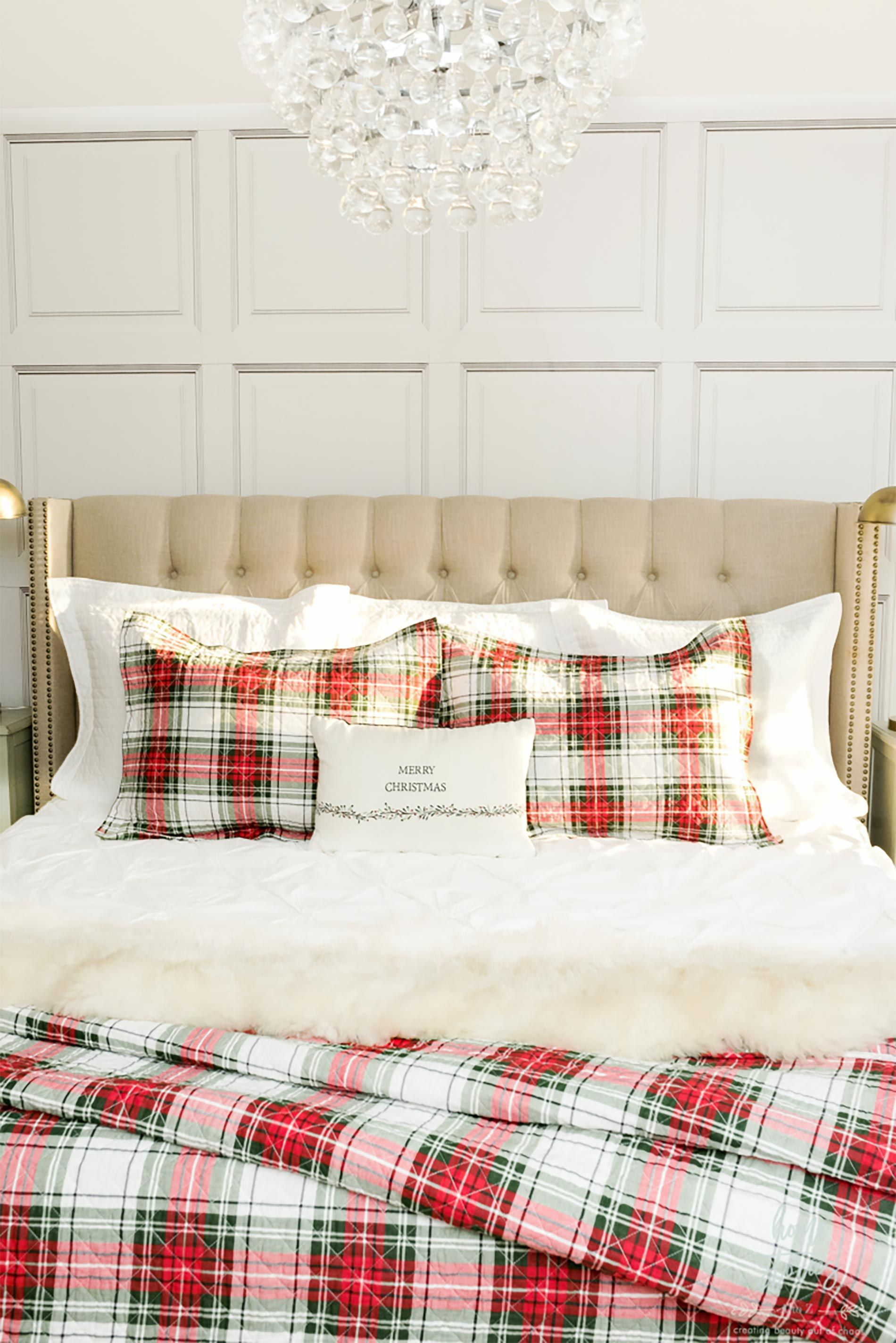Decorazioni Natalizie Per La Camera decorazioni natalizie americane per camera da letto   casa