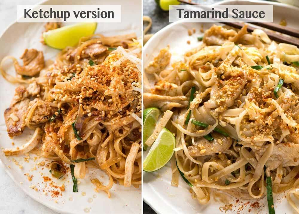 Pad Thai Recipe Pad Thai Recipe Pad Thai Thai Recipes