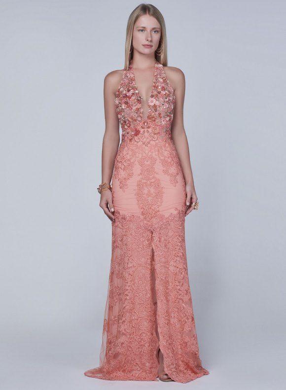 c968c4846 Vestido Madrinha Casamento, Vestido De Noiva, Cores De Vestidos, Aluguel De  Vestido,