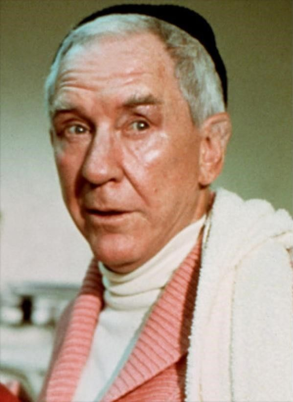 Burgess Meredith in Rocky (1976)