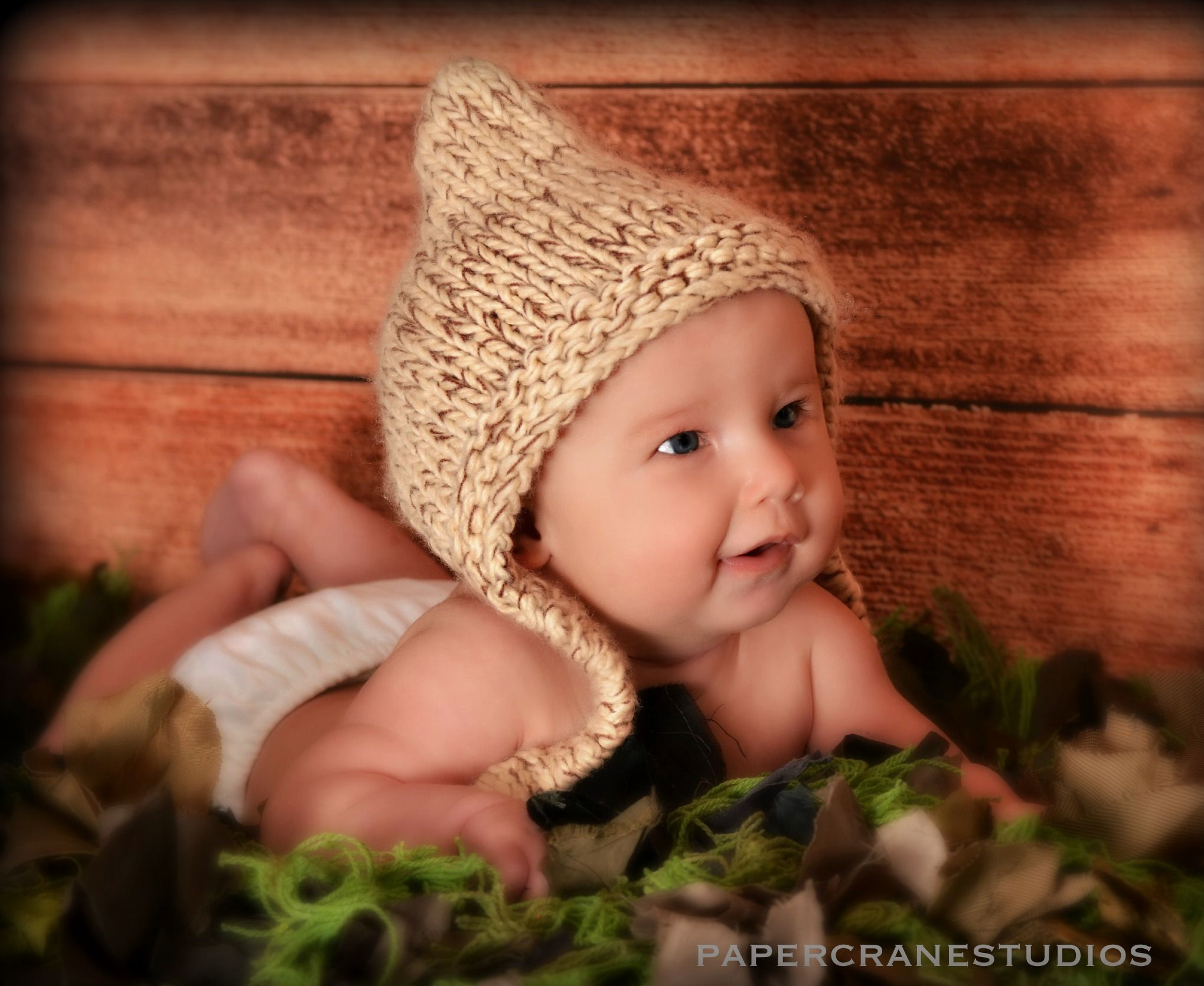 Cute baby photography little pixie baby photography