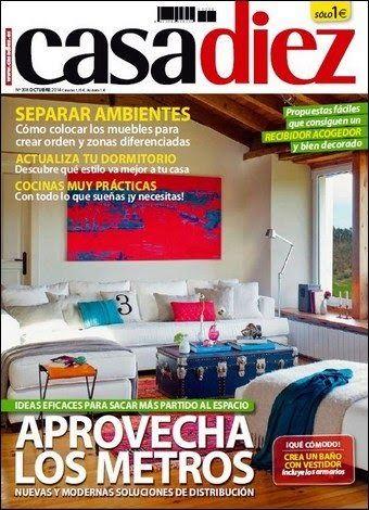 Revistas Pdf En Español Revista Casa Diez España Octubre 2014