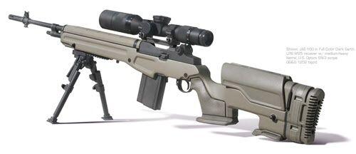 M1a In A Jae Stock More Guns And Other Gun Stuff Pinterest