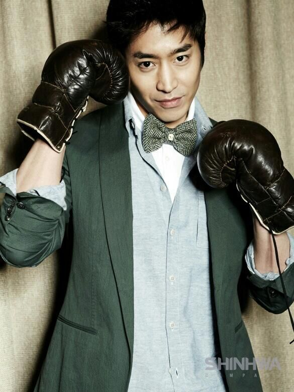 Eric Mun of Shinwha