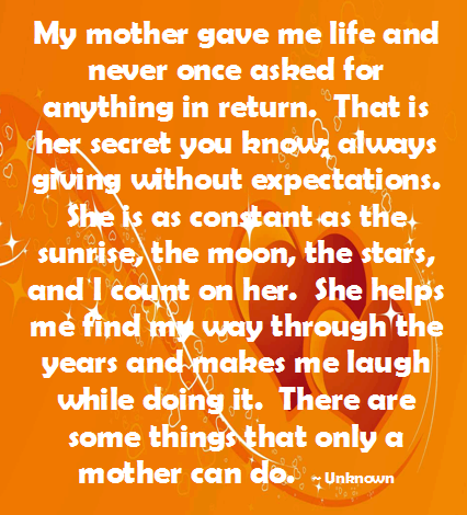 Inspirational Quotes For Mothers Awesome Loving Mother's Day Inspirational Quotes See Many Other