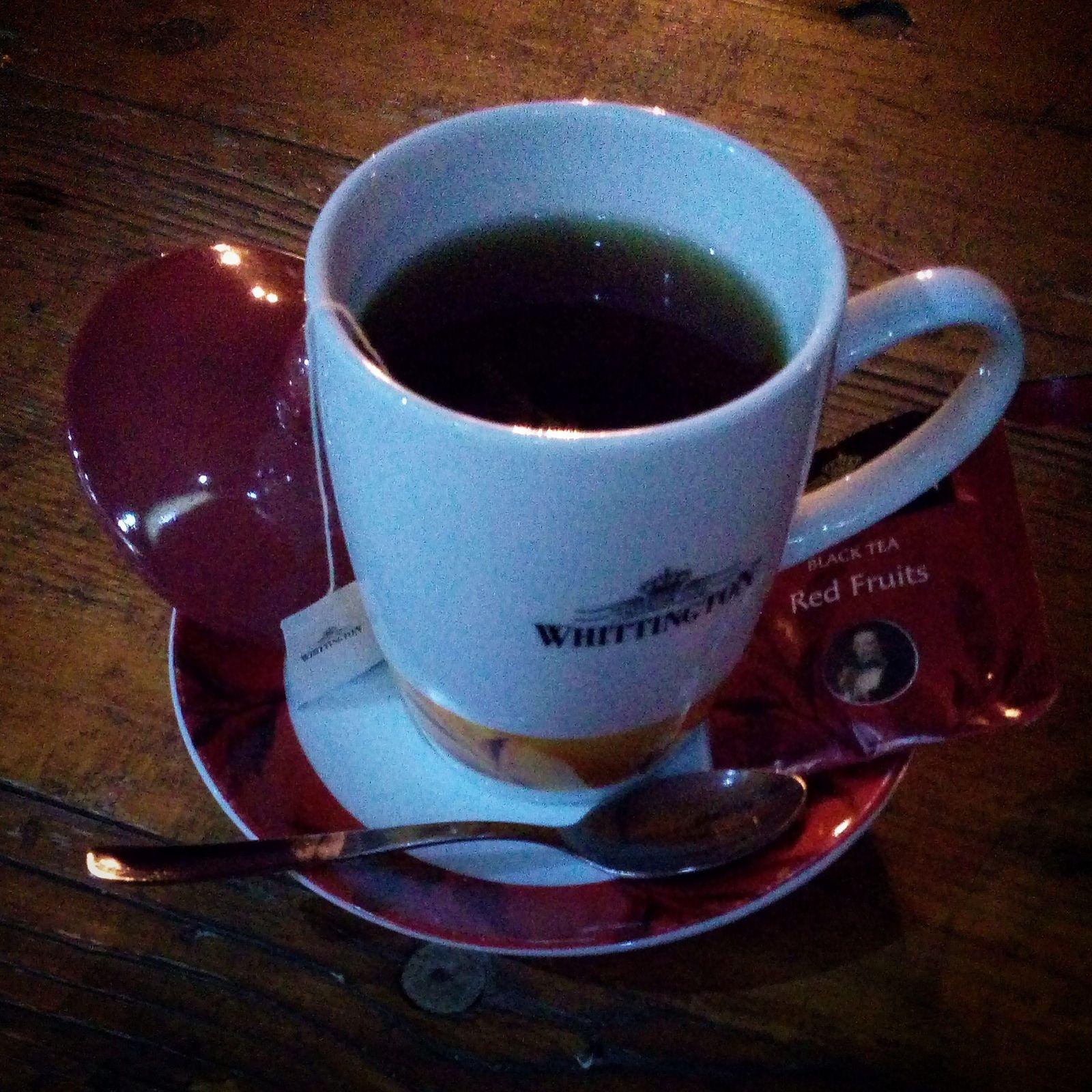 https://flic.kr/p/yAeHX6 | Red Fruits Black Tea |  #MyDailyCupOfTea #tea #tè #cup #teacup #tazza #tazzadate #mug #hottea #tècaldo #instatea #tealover #teaporn #teatime #tealife #teaaddict #LoveGoodTea #teabreak
