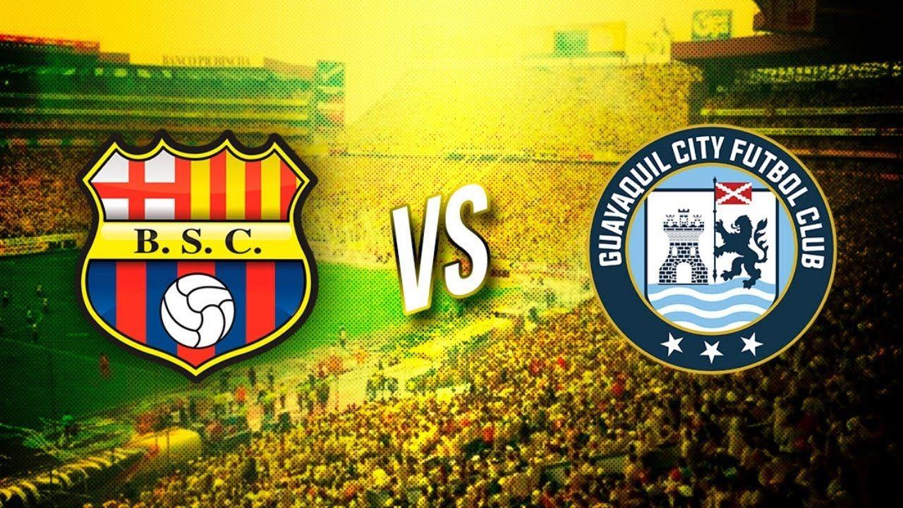 BARCELONA VS GUAYAQUIL CITY EN VIVO 2020!