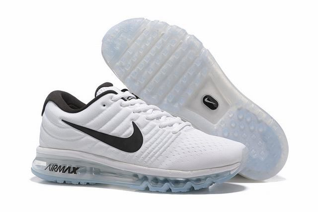 tout neuf 64f7f b8aa5 nike pour homme pas cher,air max 2017 classic blanche et ...