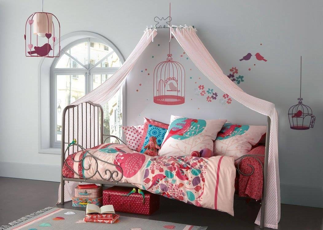 Chambre fille vertbaudet collection pe 2015 kids room for Chambre fille vertbaudet