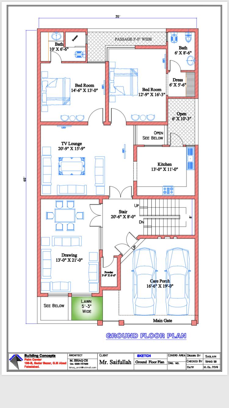 Pin By Sajjad Tariq On House Plans House Map Single Storey House Plans Simple House Plans
