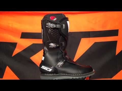 The perfect adventure boot? Sidi Courier boots (HD video
