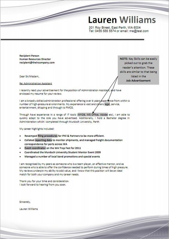 Pin By Violette Dame On Careers Resume Cover Letter For Resume