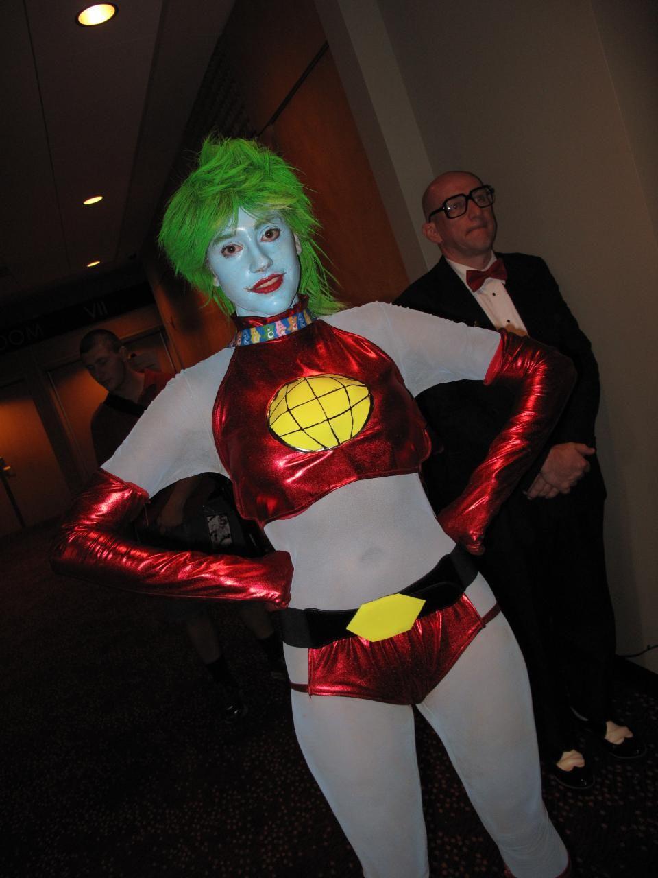 pincrystal macgregor on cosplay ideas: captain planet