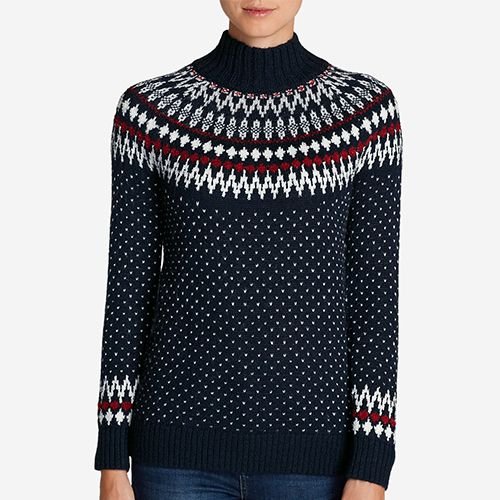 Get Festive With These 10 Classic Fair Isle Sweaters | Fair isles ...
