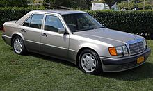 Mercedes Benz W124 Wikipedia The Free Encyclopedia With Images