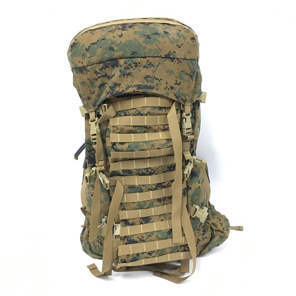 e150b635c6 Unused USMC ILBE RECON Main Pack Marpat Woodland Digital Mochileros