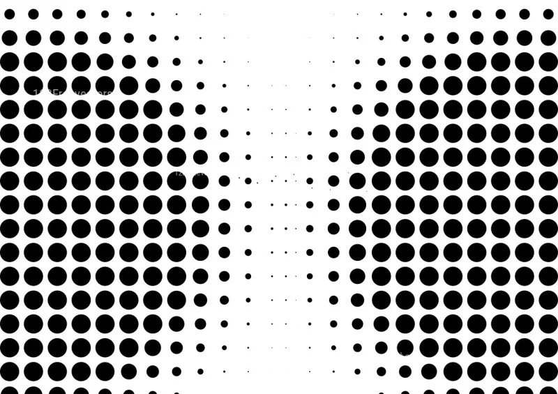 Black And White Dots Background Design Background Design Black And White Design